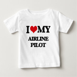 I love my Airline Pilot Shirt