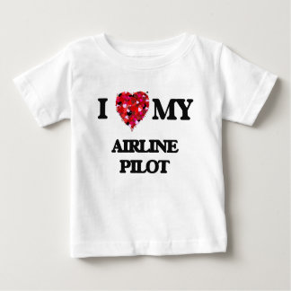 I love my Airline Pilot T-shirts