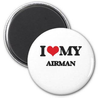 I love my Airman Magnets