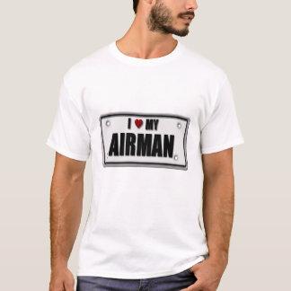 I Love My Airman T-Shirt