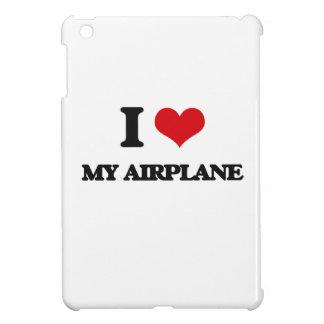 I love My Airplane iPad Mini Covers