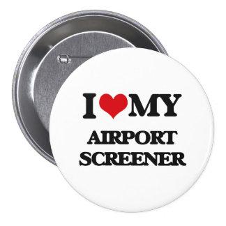 I love my Airport Screener Pin