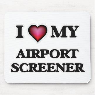 I love my Airport Screener Mouse Pad