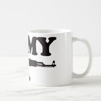 I Love My AK47 Coffee Mug
