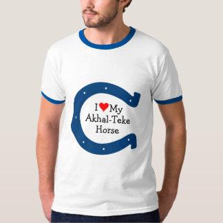I love my Akhal-Teke Horse T-Shirt