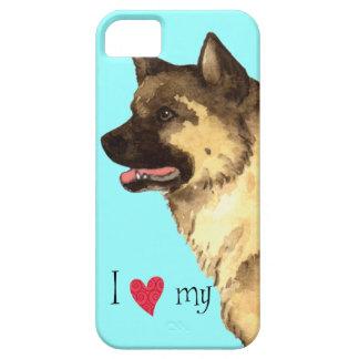I Love my Akita iPhone SE/5/5s Case