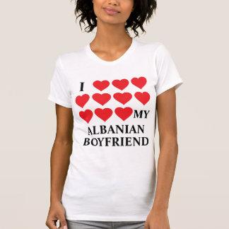 I love my Albanian Boyfriend Tshirt
