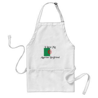 I love my algerian boyfriend adult apron