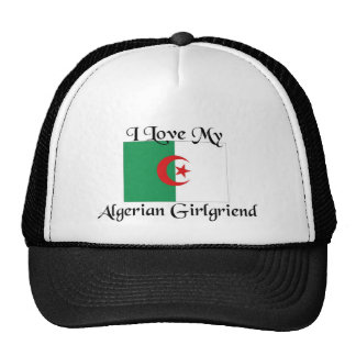 I love my Algerian Girlfriend Trucker Hat