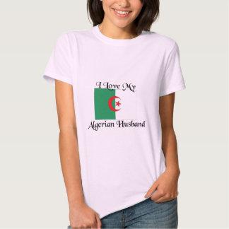 I love my algerian husband t-shirt