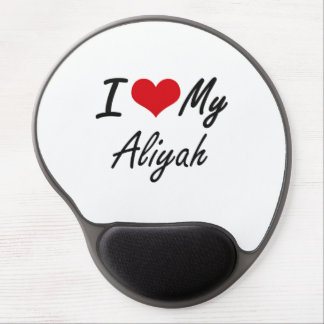 I love my Aliyah Gel Mouse Pad