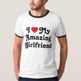 I love my Amazing Girlfriend T-Shirt