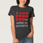 I love my American Boyfriend Tees