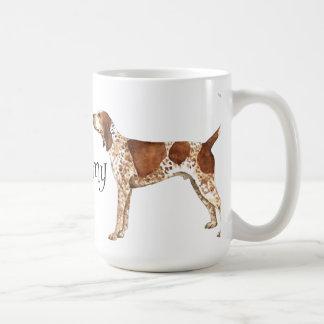 I Love my American English Coonhound Coffee Mug
