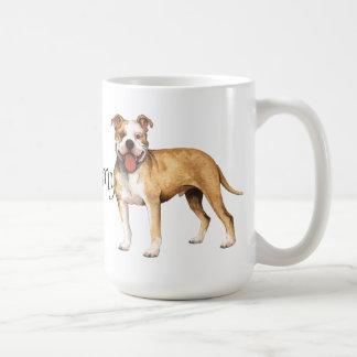 I Love my American Pit Bull Terrier Coffee Mug