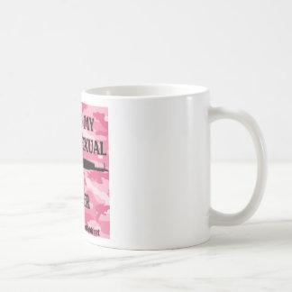 I Love my Ammosexual Sister Classic White Coffee Mug