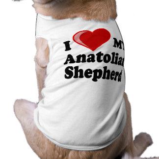 I Love My Anatolian Shepherd Dog Shirt
