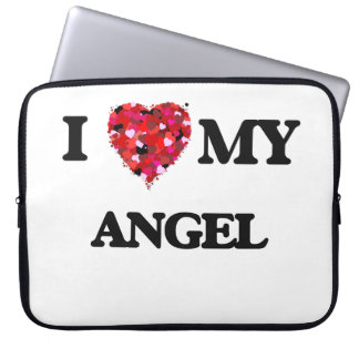 I love my Angel Laptop Sleeves