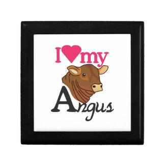 I Love My Angus Gift Box
