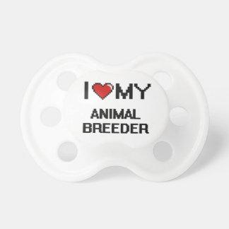I love my Animal Breeder BooginHead Pacifier