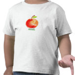 I love my apples organic t-shirt