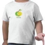 I love my apples organic tee shirts