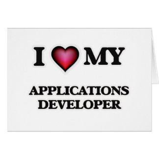 I love my Applications Developer Card