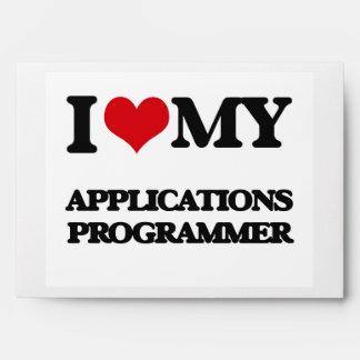 I love my Applications Programmer Envelope