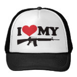 I Love My AR15 Trucker Hat