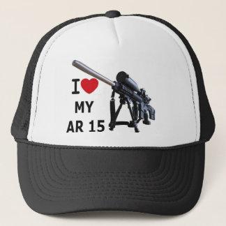 I Love My AR-15 Trucker Hat