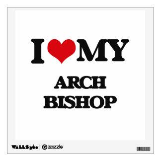 I love my Arch Bishop Wall Decor