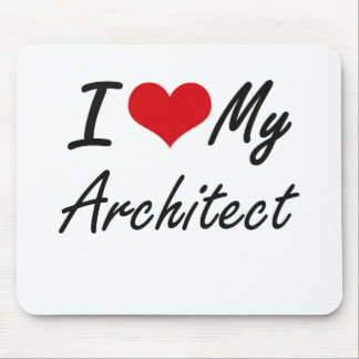 I love my Architect Mouse Pad