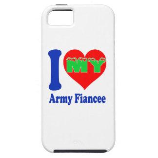 I love my Army Fiancee. iPhone 5 Case