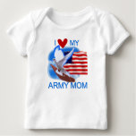 I Love My Army Mom Tshirts and Gifts