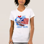 I Love My Army Son Tshirts and Gifts