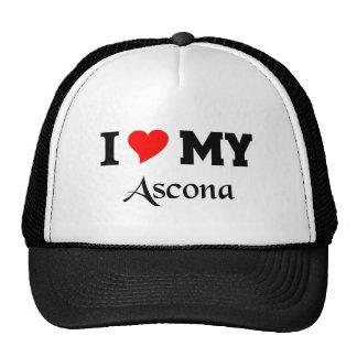 I love my Ascona Trucker Hat