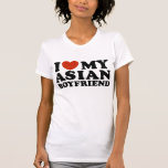 I Love My Asian Boyfriend Shirt