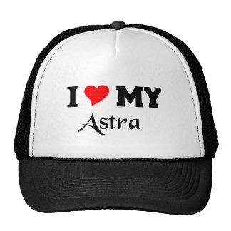 I love my Astra Trucker Hat