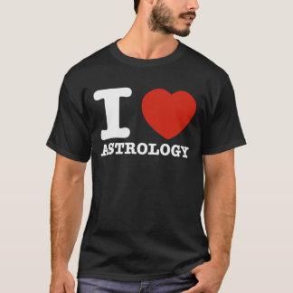 I love my Astrology T-Shirt