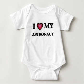I love my Astronaut Baby Bodysuit