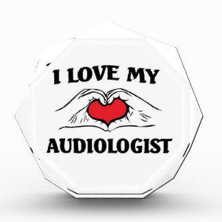 I love my Audiologist Award