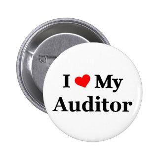 I love my Auditor 2 Inch Round Button