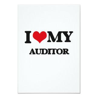 I love my Auditor Custom Announcement