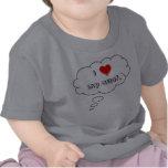 i-love-my-aunt01 t shirt