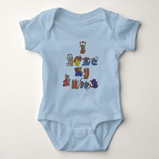 I Love My Aunt! T-shirt