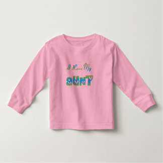 I love my Aunt Tee Shirt