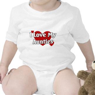 I love my Aunties Tee Shirts