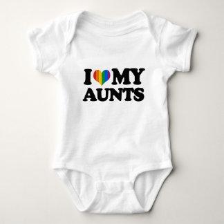 I Love My Aunts T Shirt