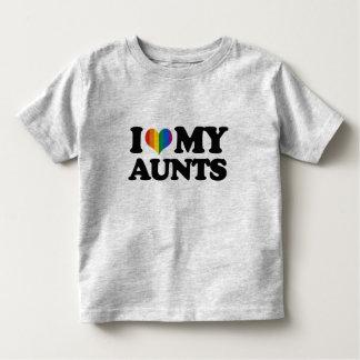 I Love My Aunts Tee Shirt