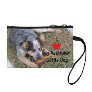 I love my Australian Cattle Dog coin purse